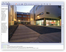 <small>3/6</small><br />Luxriot® VMS view.